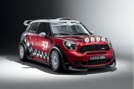 MINI WRC, fot. Newspress