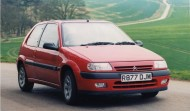 Citroen Saxo, fot. Newspress