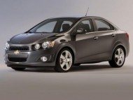 Nowy Chevrolet Aveo sedan fot. General Motors