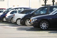 Parking Fot. Fotolia