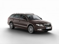 Skoda Superb Laurin & Klement Fot. Skoda