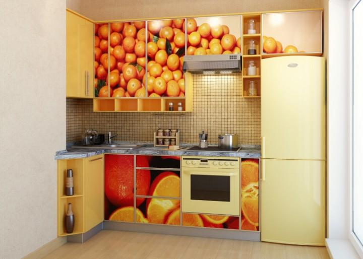 Zdjęcie nr 6 Projekty kuchni Pomysł na małą kuchnię   -> Kuchnia Mala Cena