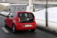 Volkswagen Up! Tył