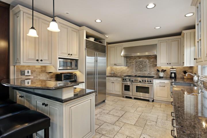 Prawidłowe rozmieszczenie sprzętu AGD w kuchni, czyli   -> Kuchnia Letnia Prawo Budowlane