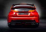 Honda Civic Type-R Concept 2015