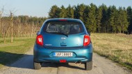 Nissan Micra 1.2 80 KM 2014 facelifting tył