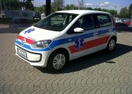 Ambulans karetka Volkswagen Up!