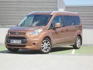 Test Ford Grand Tourneo Connect 1.6 TDCI