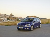Ford Focus 2014 hatchback