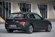 BMW 1 facelifting 2015