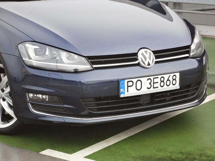 test volkswagen golf vii 2 0 tdi 150 km man 6 bieg nowe testy aut. Black Bedroom Furniture Sets. Home Design Ideas