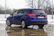 Test Ford Focus 1.5 TDCI 120 KM Man.