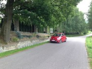 Test Abarth 595 Turismo