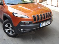 Test Jeep Cherokee 3.2 V6 Trailhawk
