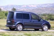 Volkswagen Caddy CNG 2016