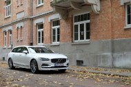 Test Volvo V90 D5 AWD