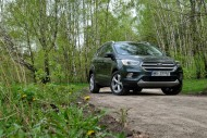 Test Ford Kuga 2.0 TDCi 150 KM AWD man