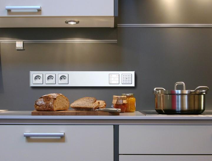 Kuchnia Bez Płytek Co W Zamian Projektowanie Wnętrz