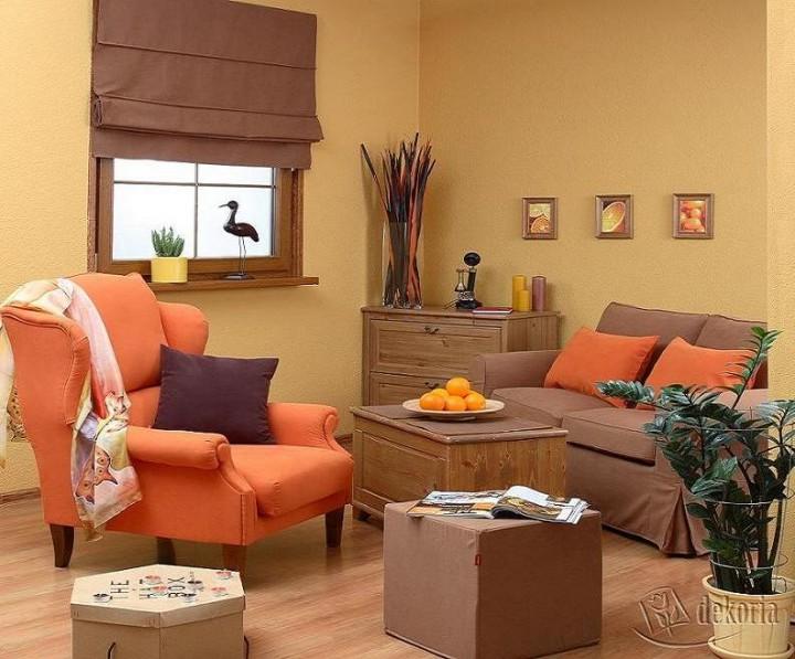 Zdjęcie: Jak zadbać o miejsce do siedzenia w małym pokoju ...