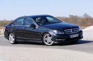 Mercedes-Benz C350 4Matic -bok