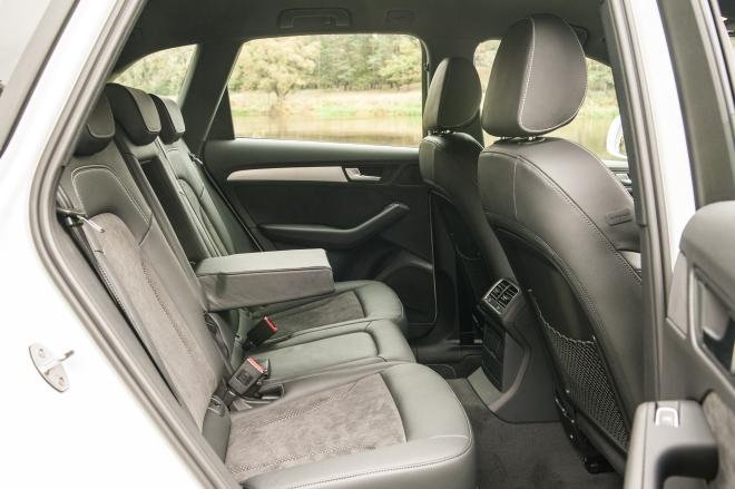Zdjęcie Nr 11 Test Audi Q5 20 Tdi 170 Km S Tronic Quattro Q