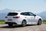Nowa Kia Optima Sportswagon 2016