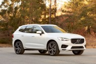 "Volvo XC60 zdobyło tytuł ""World Car Of TheYear 2018"" / fot. Volvo"